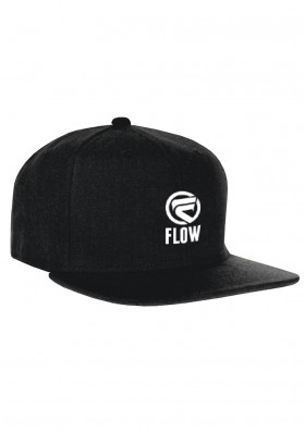 Flow Corp. Cap Black
