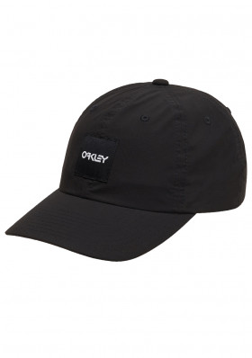 Kšiltovka Oakley Oakley B1b Freex Patch Hat / Blackout