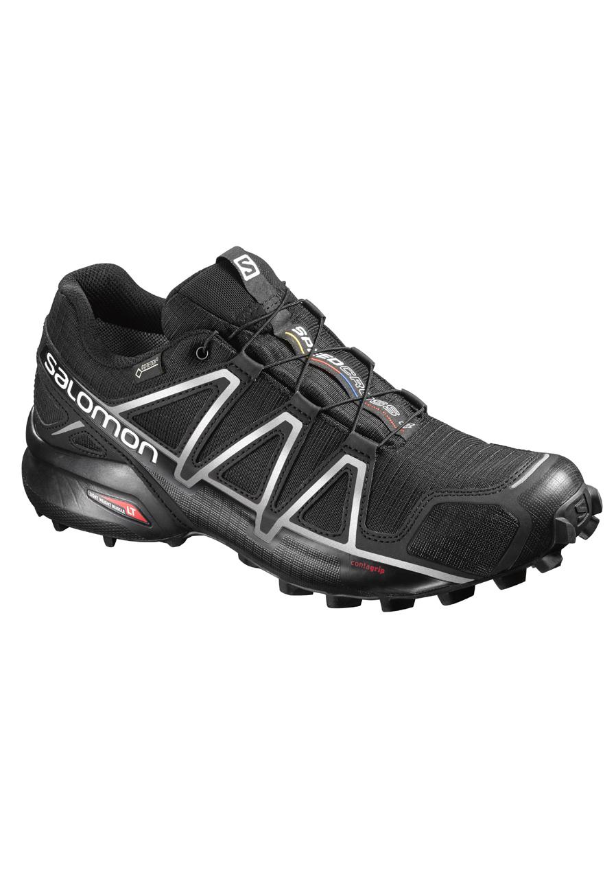 detail Pánské běžecké boty Salomon Speedcross 4 Gtx® černé 8cadc20400