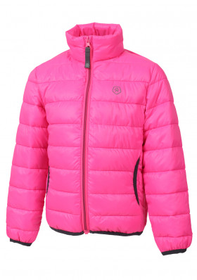Dětská bunda Color Kids Konne padded jacket Candy pink