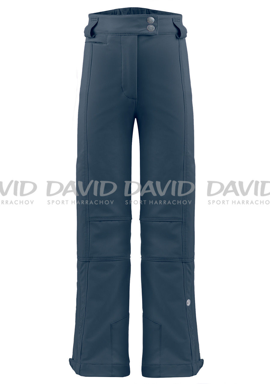 POIVRE BLANC W17-0820-JRGL Stretch Pants 8-10 BLUE