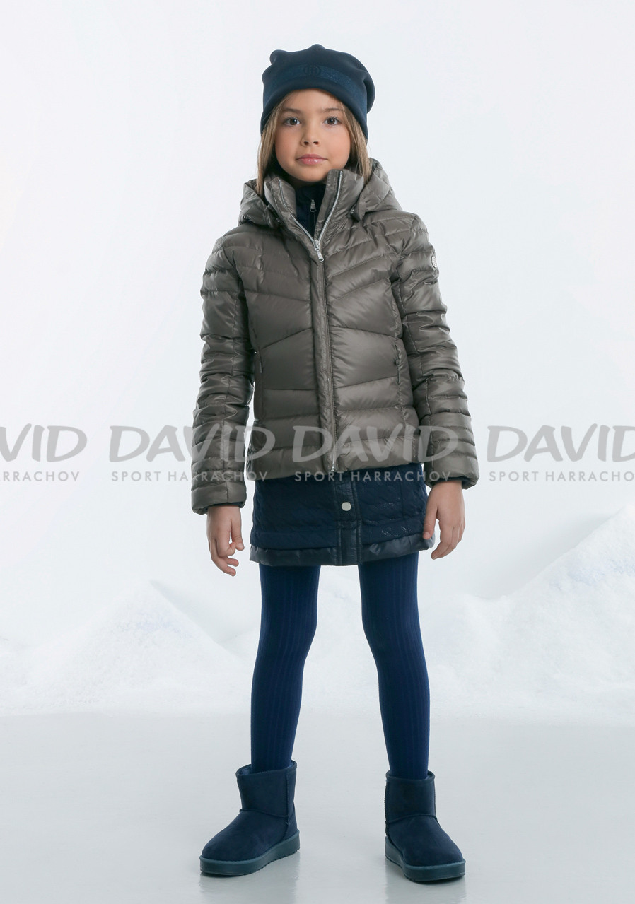 náhled POIVRE BLANC W17-1628-JRGL Fleece Skirt BLUE