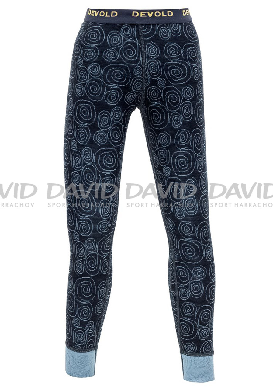 Devold Active Kid Long Johns Night