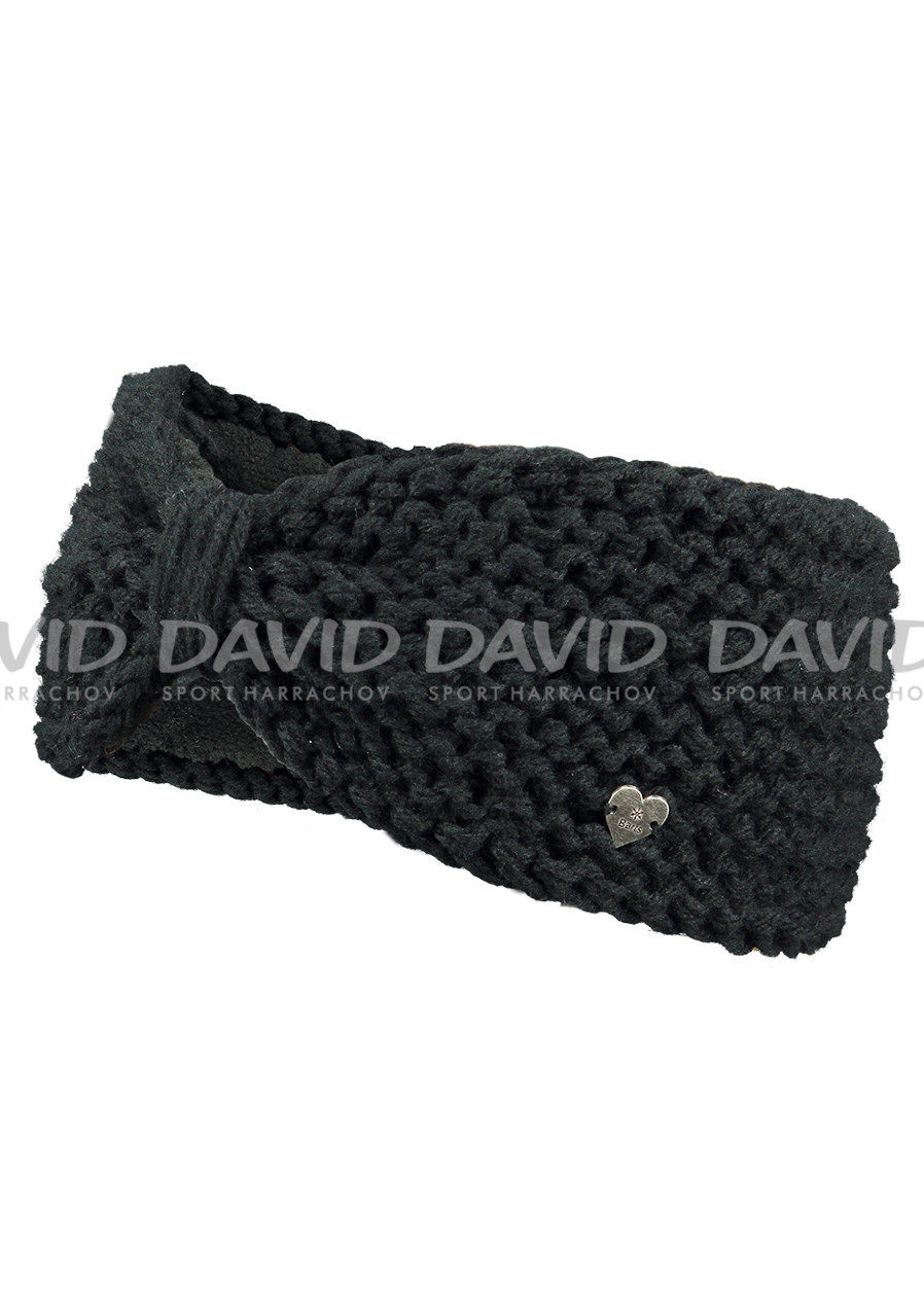 BARTS GINGER HEADBAND BLACK