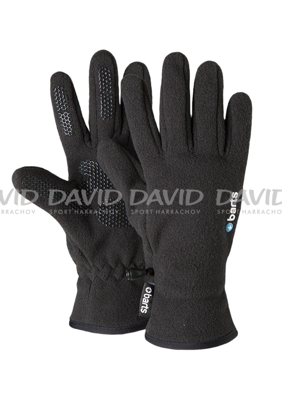 Dětské rukavice BARTS FLEECE GLOVES KIDS