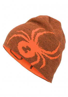 Spyder 197160-824 -BOYS REVERSIBLE BUG-Hat-bryte orange