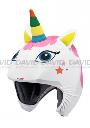 detail Barts Helmet Cover 3d Unicorn