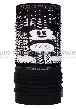 detail Dětský šátek Buff 121578 DISNEY MICKEY POLAR THAT'S ME BLACK