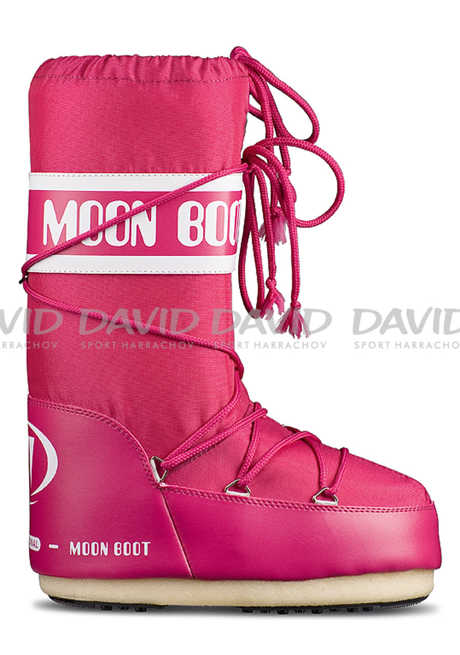 TECNICA MOON BOOT NYLON BOUGANVIL OBUV