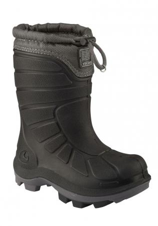 1c346351942 detail Dětské zimní boty VIKING 75400 EXTREME černé   šedé