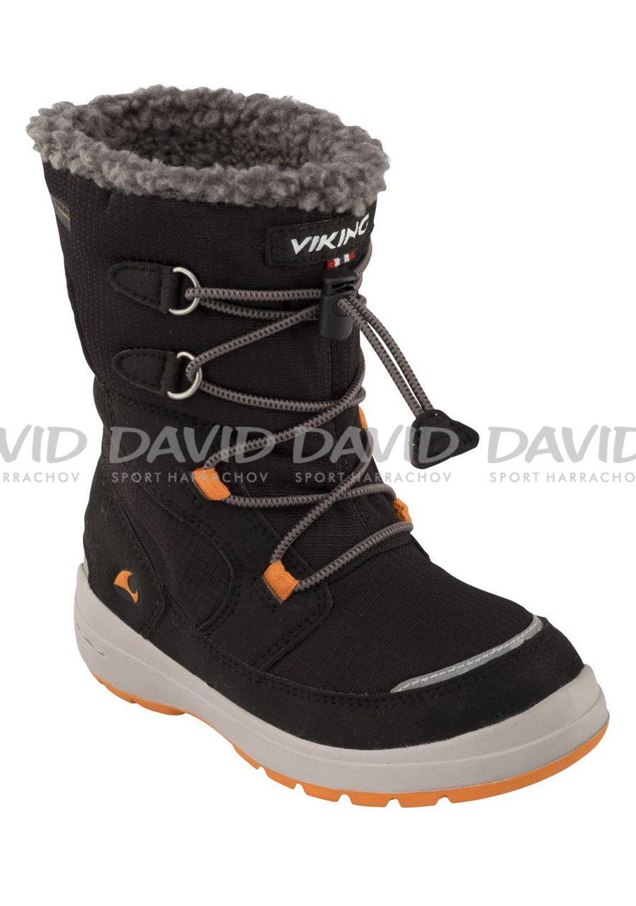 detail Dětské zimní boty VIKING 86030 TOTAK b35819abc8