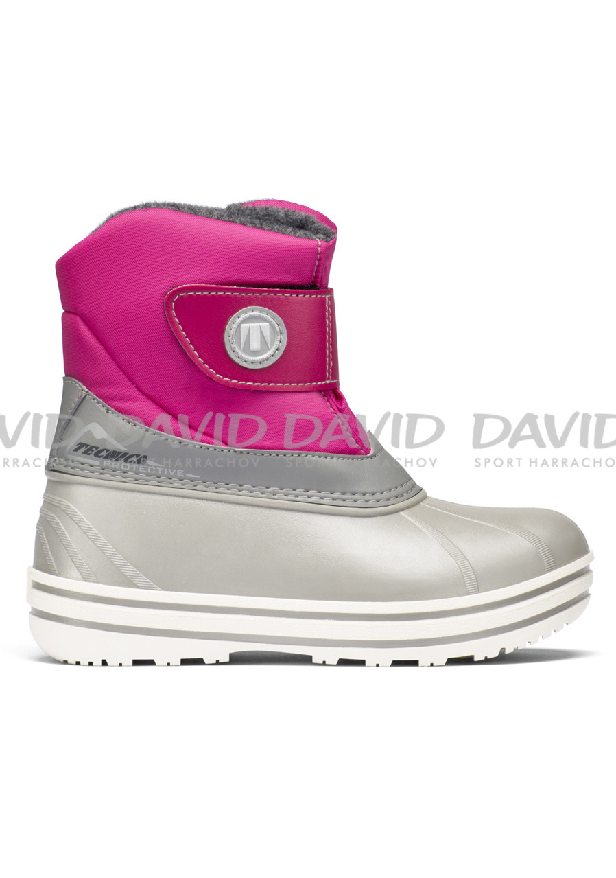 TECNICA TENDER PLUS GREY/ROSA 25-30