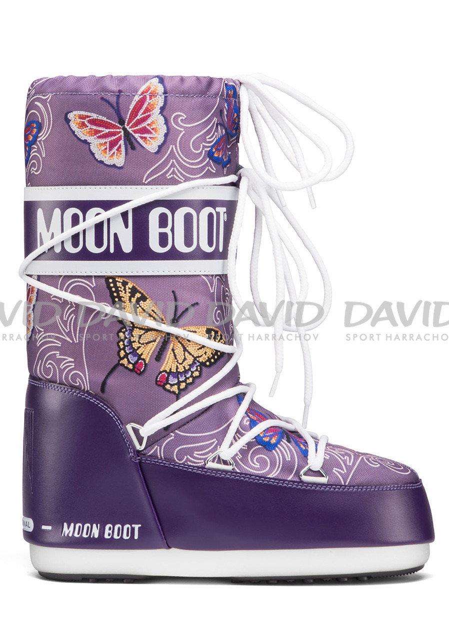 TECNICA MOON BOOT BUTTERFLY JR VIOLET