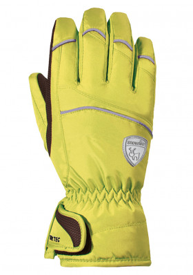 Snowlife Kids Popcorn DT Glove Lime 91