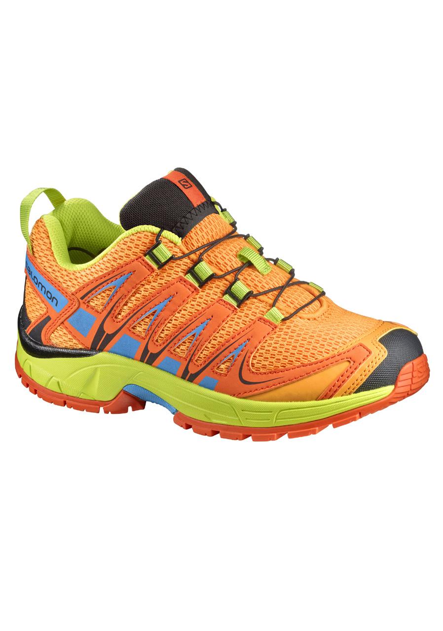 Dětské boty SALOMON 17 XA PRO 3D J BRIGHT MAR FLAME   7107c473fe