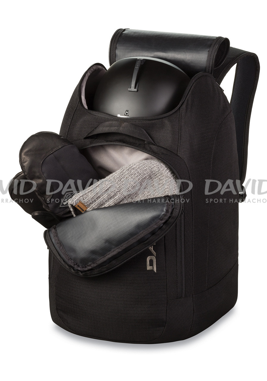 detail DAKINE BOOT PACK 50L BLACK