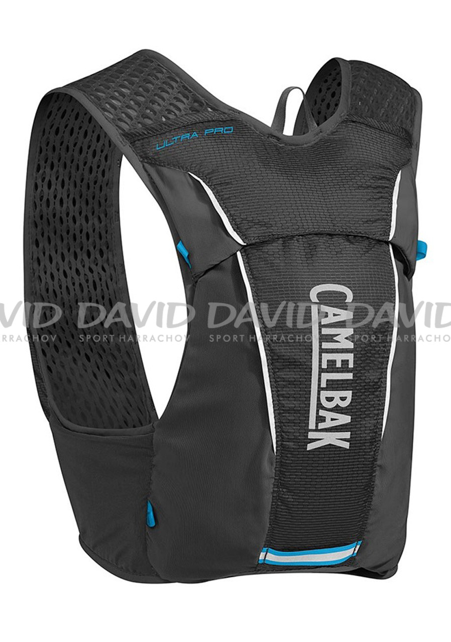 CamelBak Ultra Pro Vest-Black/Atomic Blue