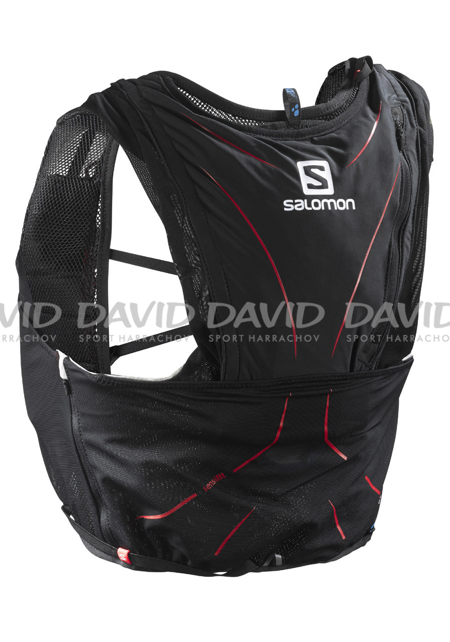 Salomon Adv Skin 12 Set Black/Matador