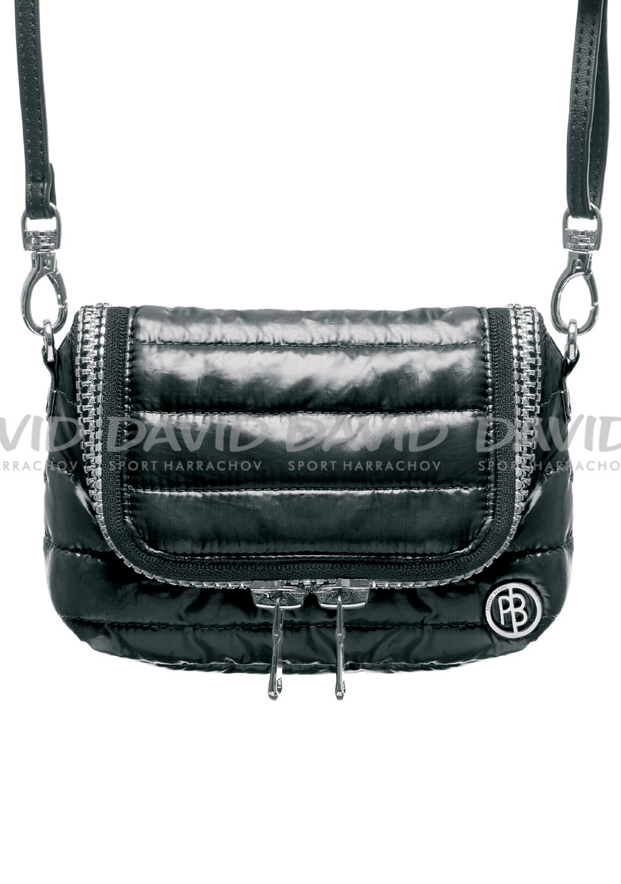 POIVRE BLANC W17-9096-WO Belt Bag LUXE BLACK