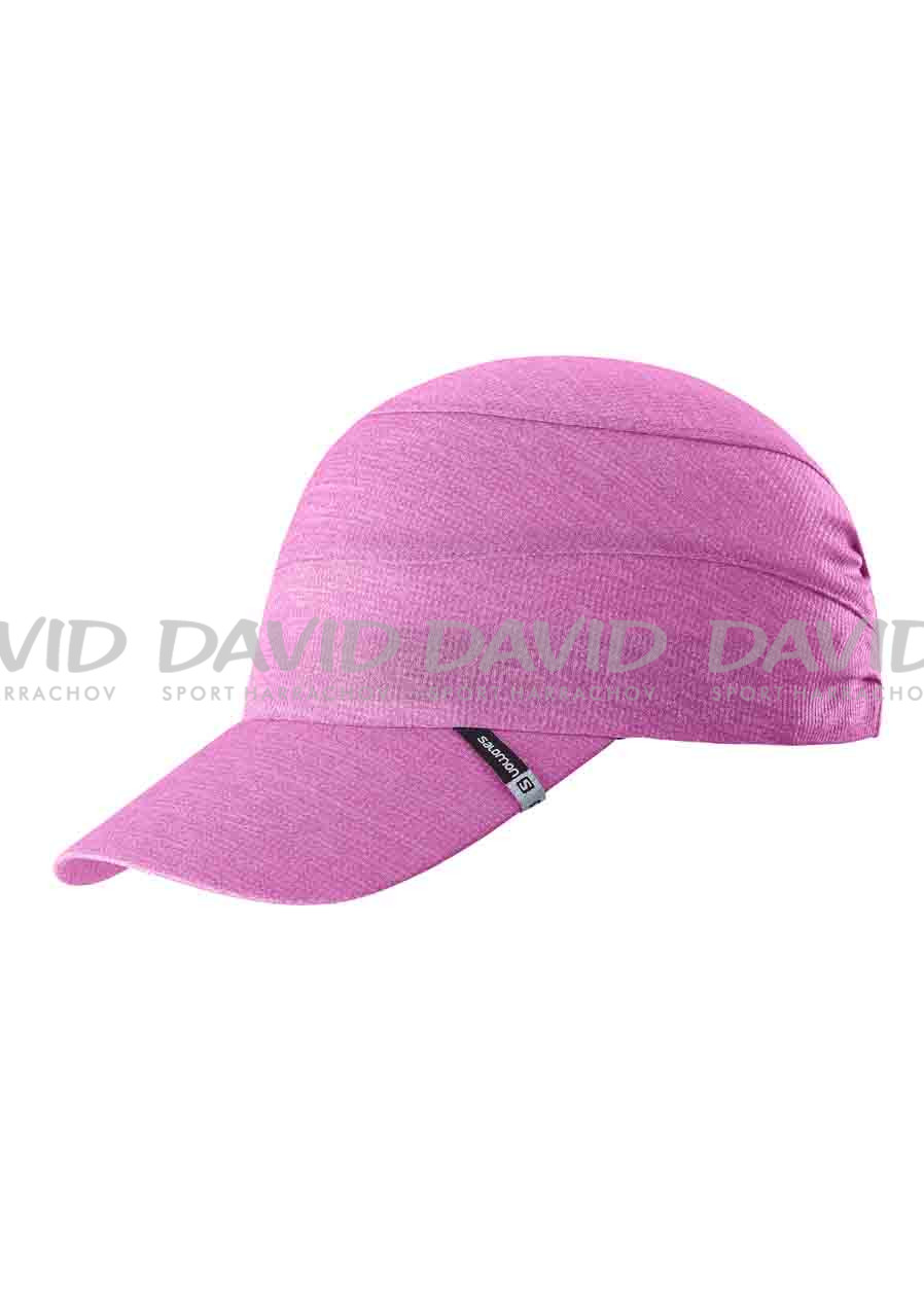 detail SALOMON 17 XR WOMEN CAP SUPER PINK