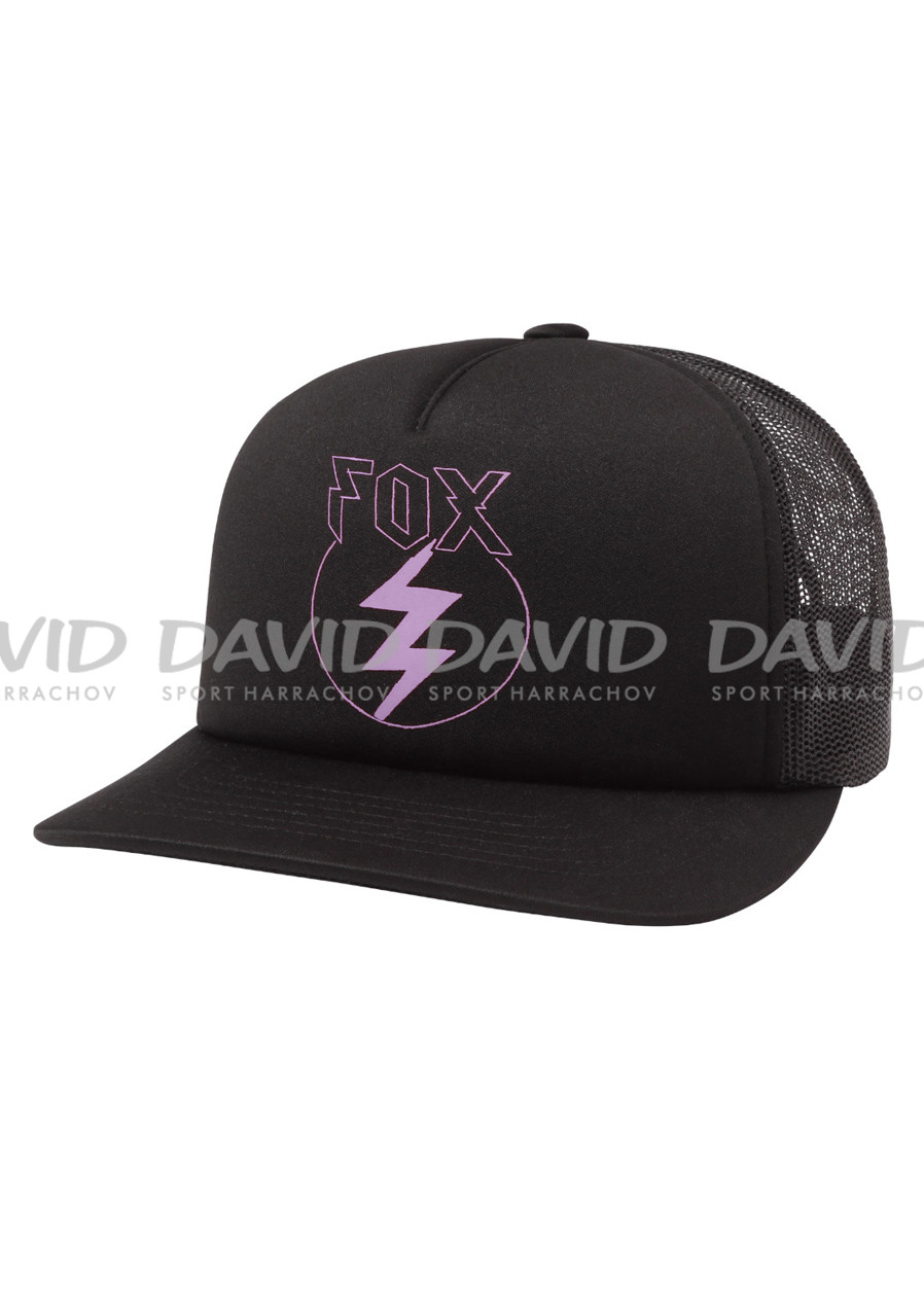 Fox Repented Trucker Black
