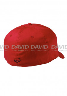 92f8d99ac97 detail Kšiltovka Fox Flex 45 Flexfit Hat Red