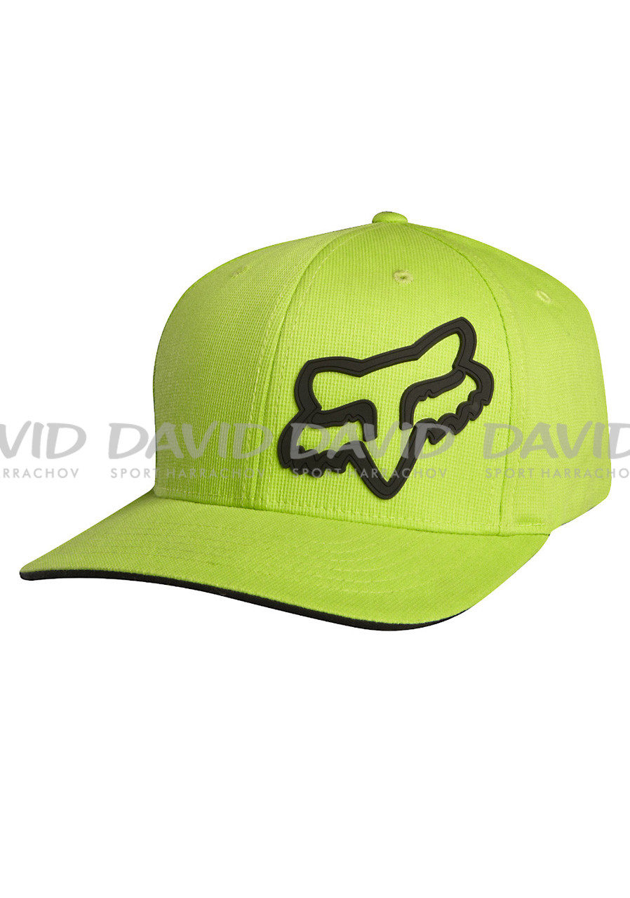 Kšiltovka Fox Signature Flexfit Hat Green