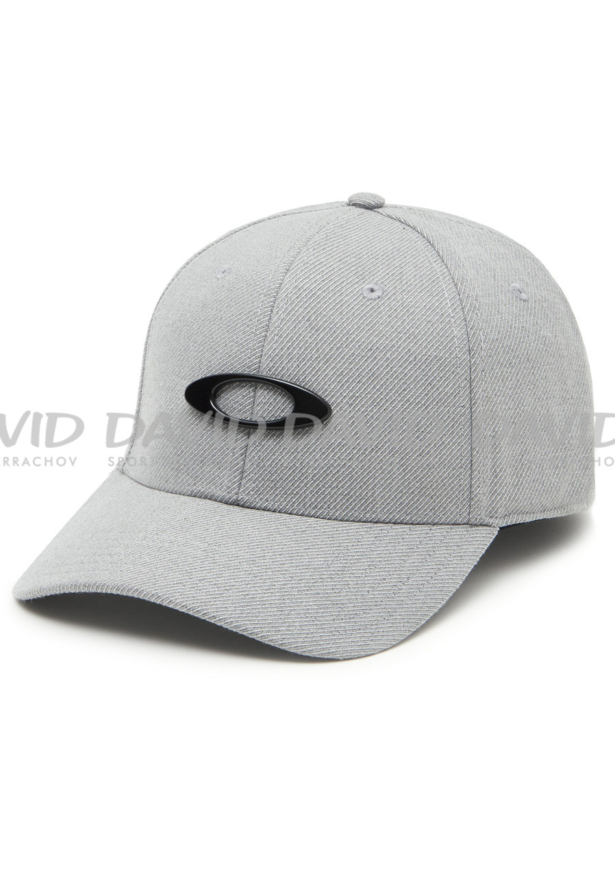 Kšiltovka Oakley Novelty Tin Can Cap Stone Gray