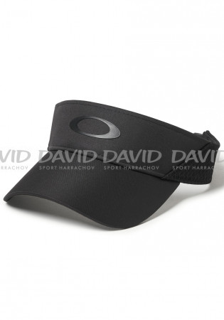 detail Kšilt Oakley BG Game Visor Blackout