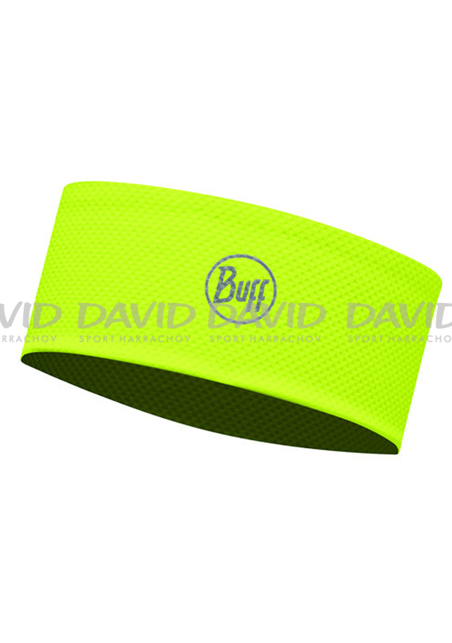 Čelenka BUFF 113660 R-SOLID YELLOW FLUOR