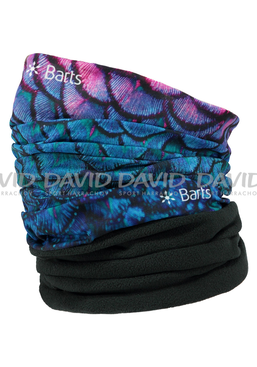 BARTS MULTICOL POLAR FEATHERS BLUE