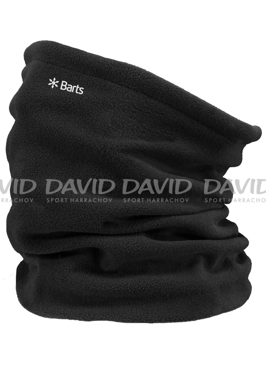BARTS FLEECE COL BLACK