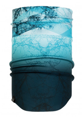 Šátek Buff 118194 WINDPROOF NECKWARMER MIST AQUA