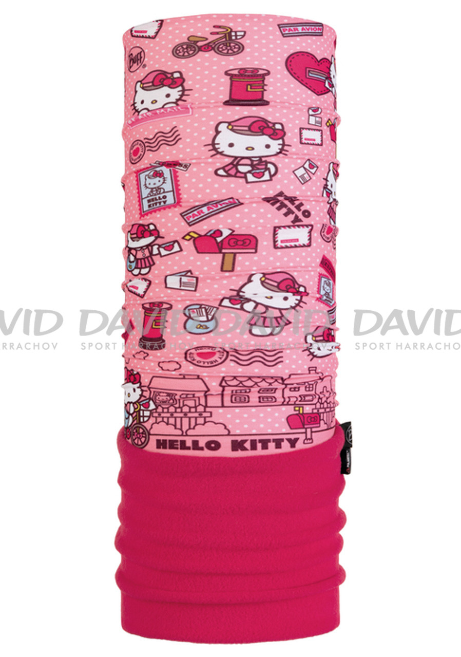 Buff 118300 HELLO KITTY POLAR MAILING ROSÉ