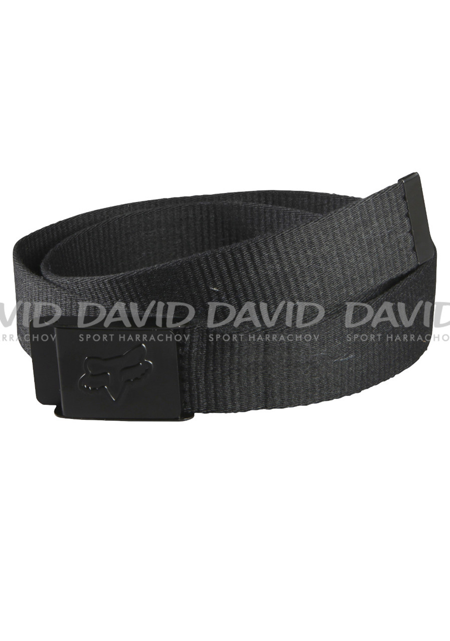 Pásek Fox 20789 Mr, Clean Web Belt Black