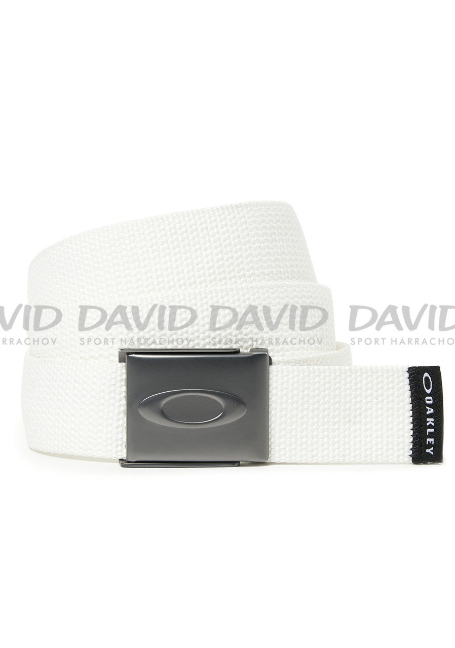 Pásek OAKLEY ELLIPSE WEB BELT White One size