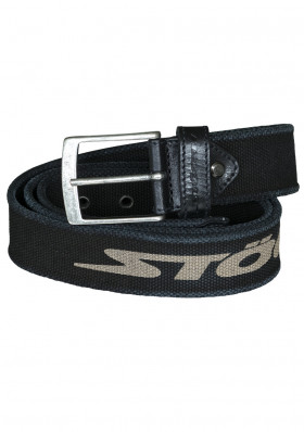 Pásek Stockli Belt unisex black