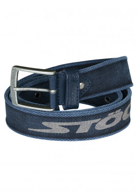 Pásek Stockli Belt unisex navy DL