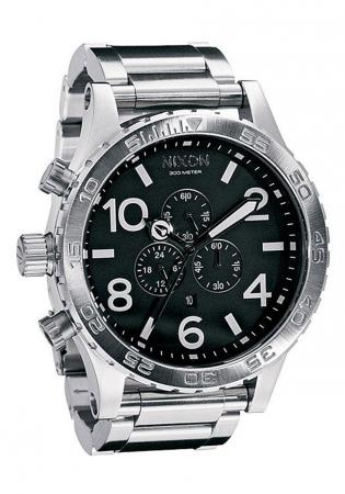 detail Pánské hodinky NIXON HODINKY 51-30 CHRONO-A083000 NOVINKA NIXON 51-30 f7e5a90a87d