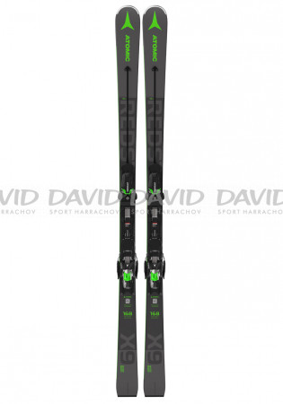 detail Atomic REDSTER X9 WB + X 12 GW Grey/Green