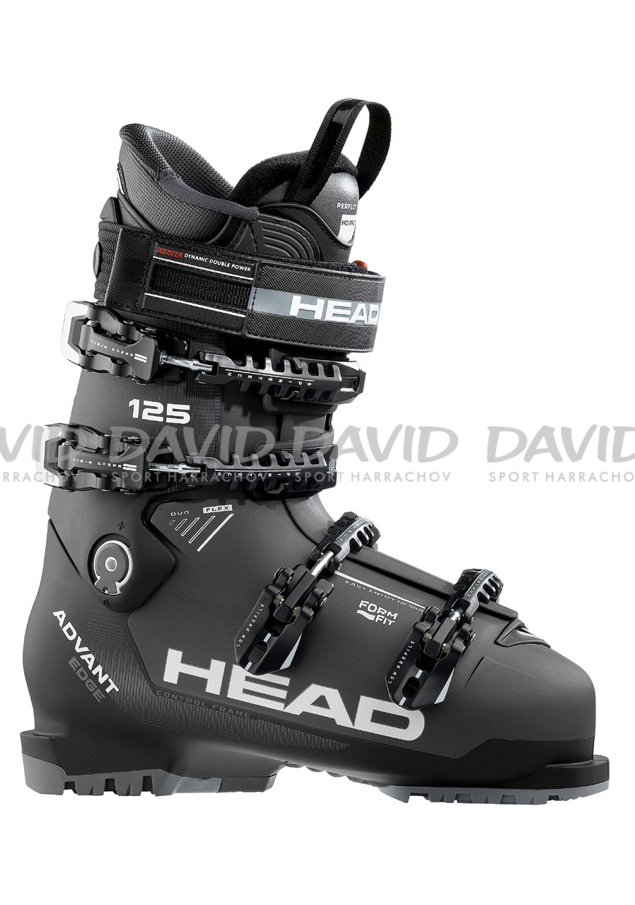 HEAD ADVANT EDGE 125S ANTHRACITE - BLACK