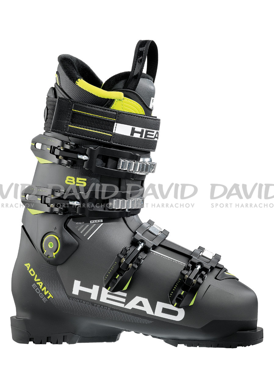 HEAD ADVANT EDGE 85 ANTHRACITE / BLACK