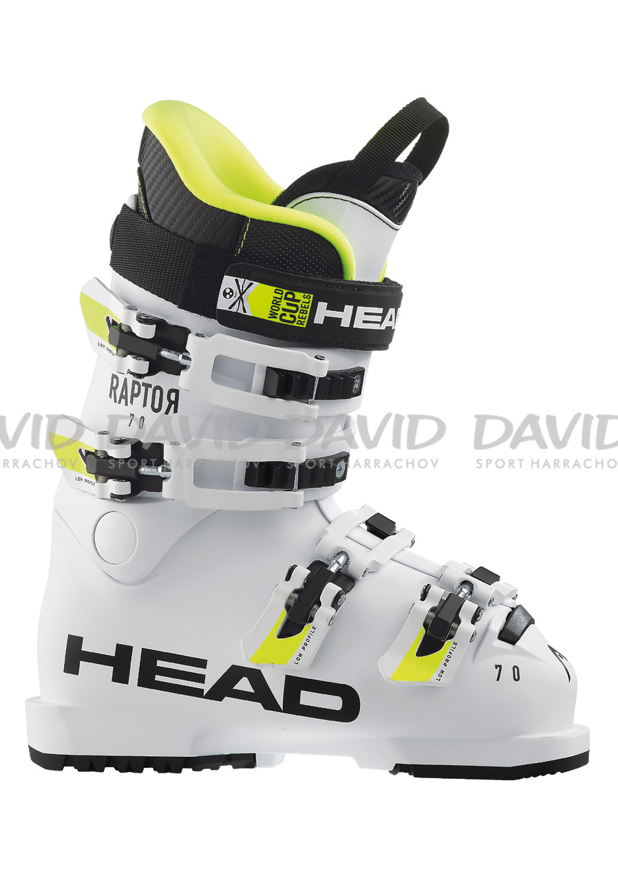 HEAD RAPTOR 70 RS WHITE
