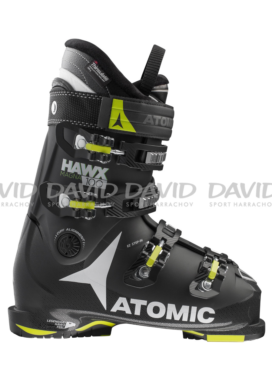 ATOMIC HAWX MAGNA 100 BLACK/LIME
