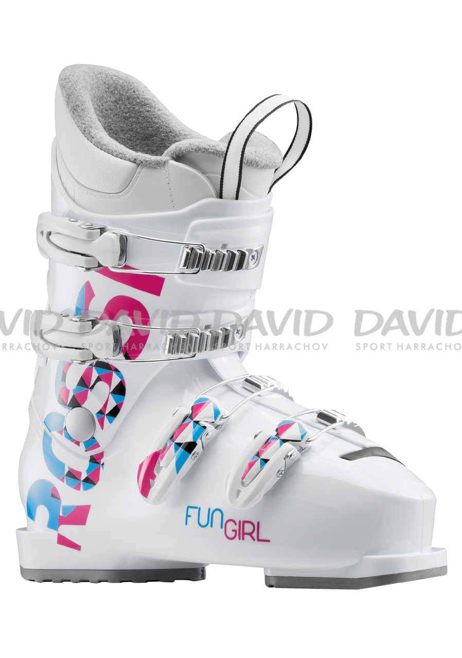 Rossignol Fun Girl J4 white