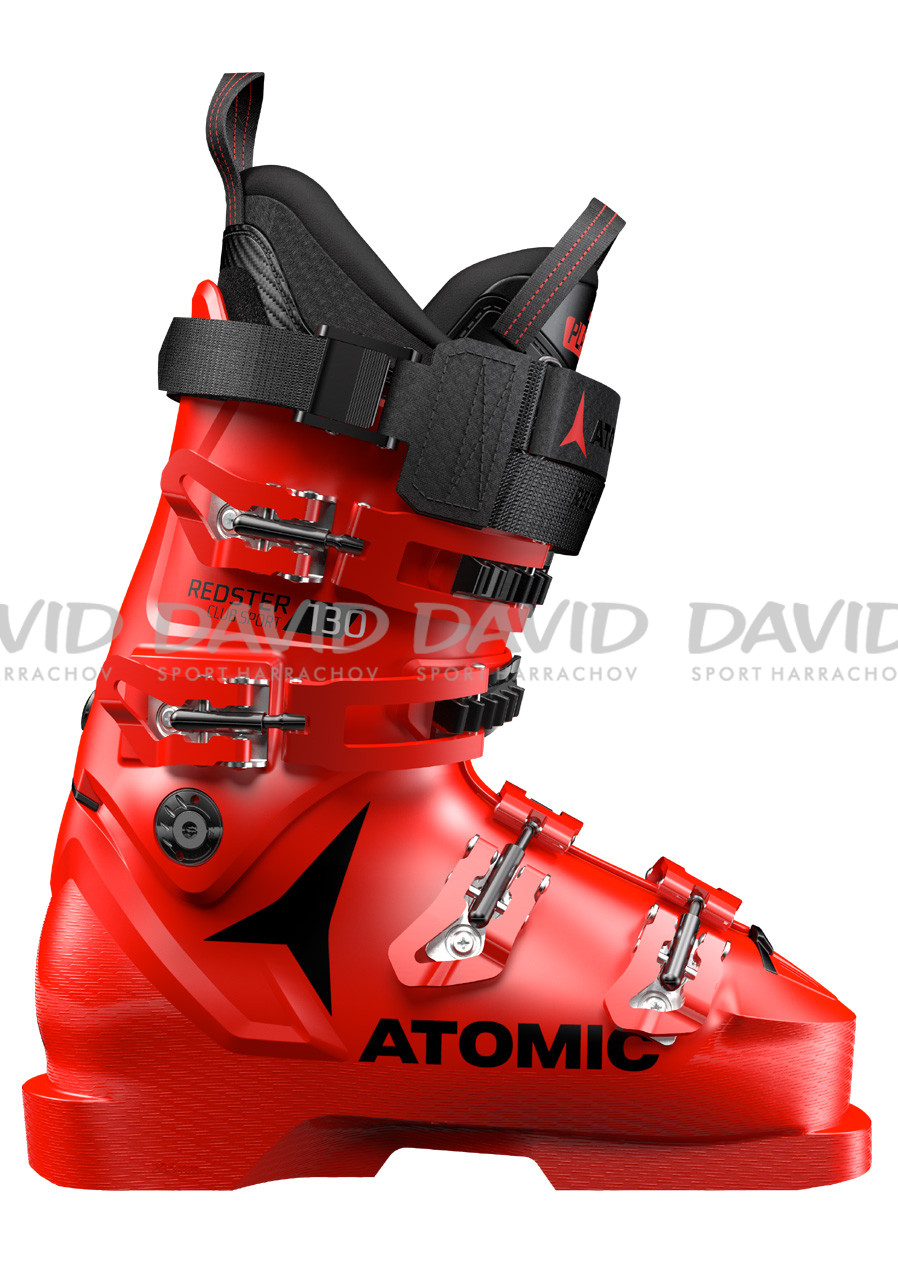 detail Sjezdové boty Atomic Redster Club Sport 130 Red/Black