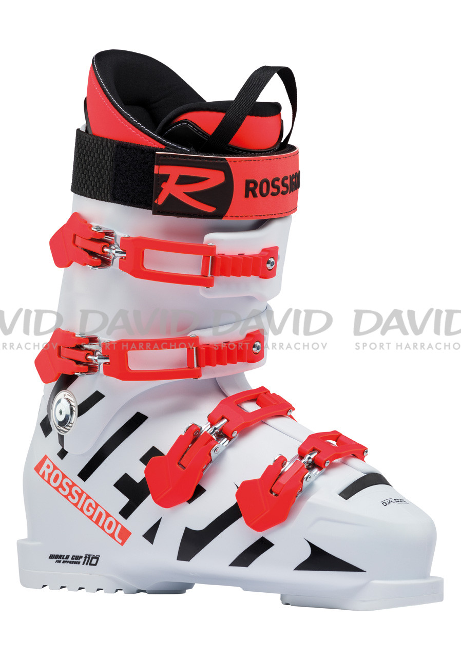 Sjezdové boty Rossignol Hero World Cup 110 medium white