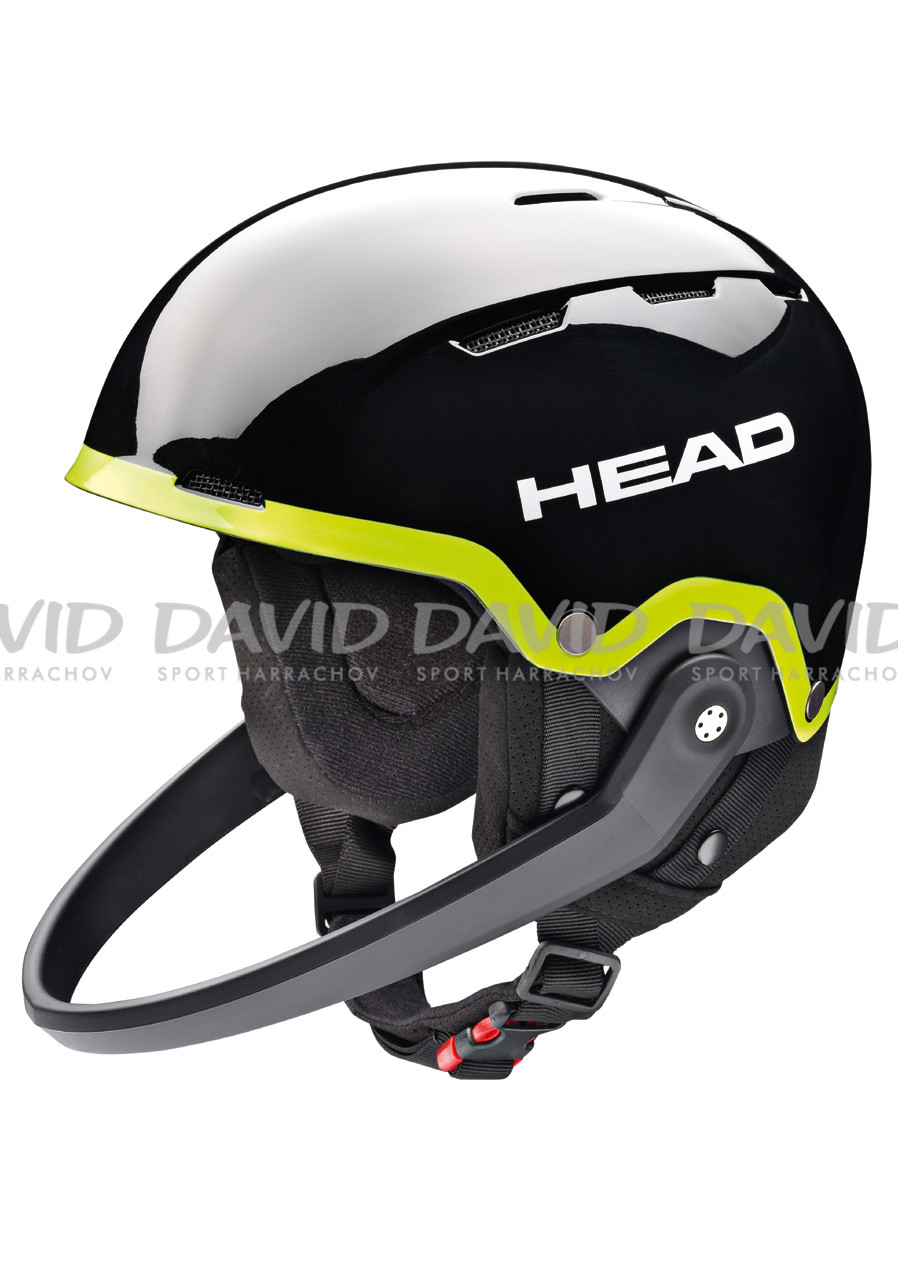 HEAD TEAM SL black/lime