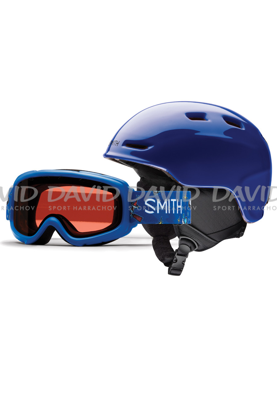 SMITH ZOOM JR/ GAMBLIER COBALT