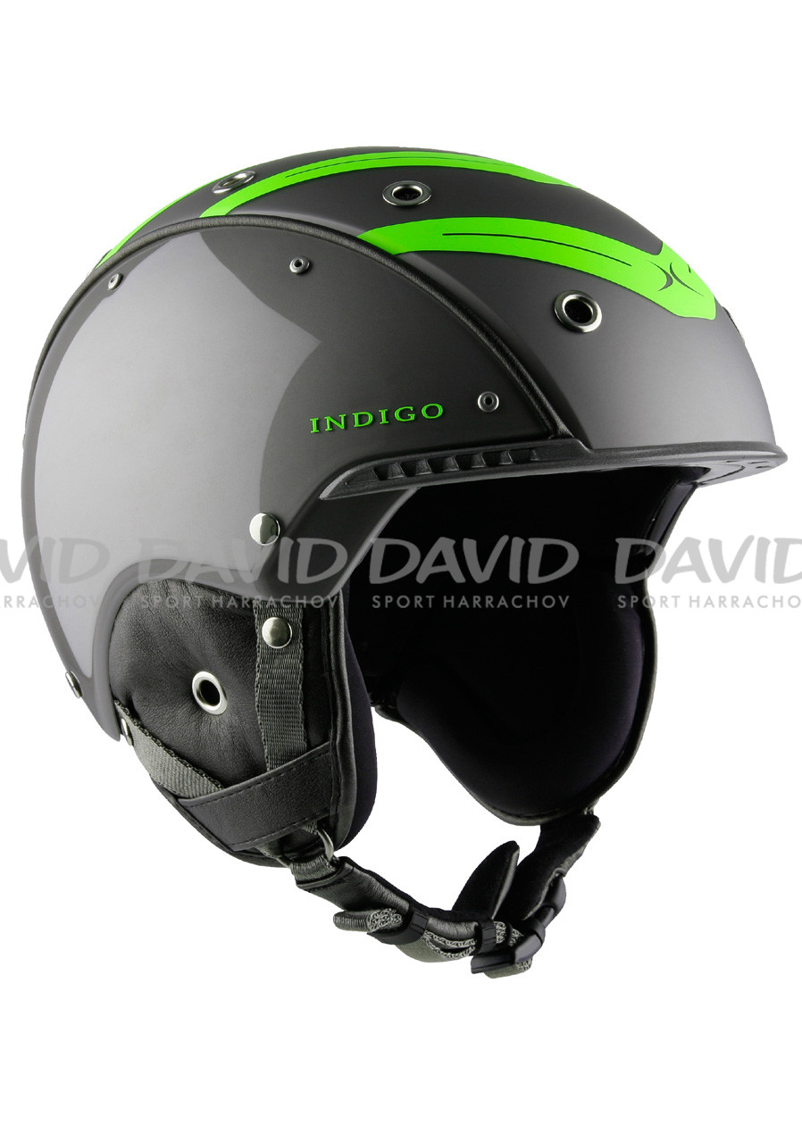 INDIGO HELMET FORWARD TITAN GREEN